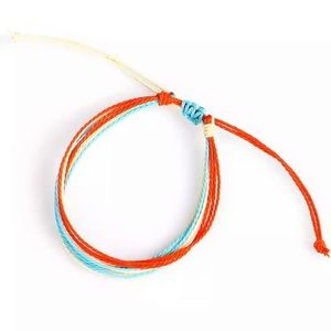 Tropical sherbert  Pure String Bracelet Collection